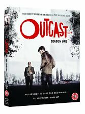 Outcast - Season 1 w/ Slipcover (Blu-ray, 2 Discs, Region Free) *NEW/SEALED*