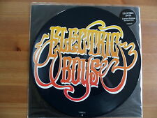 """ELECTRIC BOYS - ALL LIPS & HIPS - 12"""" VINYL PICTURE DISC SINGLE"""