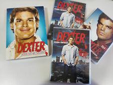 Dexter Gebraucht Saison 2 Komplette - 5 X DVD Spanisch Englisch Region 2 - 3T