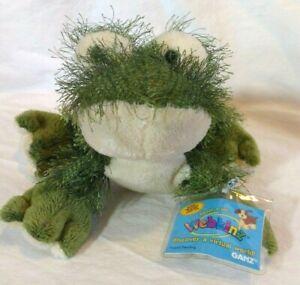 Webkinz Lil'Kinz Frog-with Sealed CODE