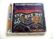 "CD ""THE DEREK TRUCKS BAND"" SONGLINES - COLUMBIA 2006"
