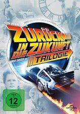 4 DVD-Box ° Zurück in die Zukunft ° Trilogie komplett ° 1 + 2 + 3 ° NEU & OVP