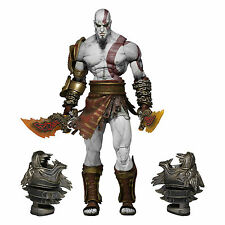 NECA God Of War Ultimate Kratos Action Figure NEW Toys Collectibles Video Game
