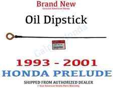 1993 - 2001 Honda PRELUDE Genuine Factory OEM Oil Dipstick  15650-P5M-000