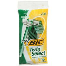 BIC USA Inc. Twin Select Sensitive Skin Disposable Razors 10 Count