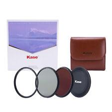 New Listing*Open Box* Kase 67mm Skyeye Magnetic Entry Level Kit Uv Cpl Nd 1.8 Case Lens Cap