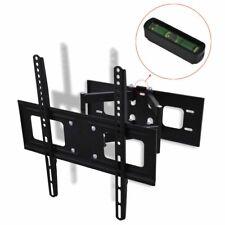 vidaXL LCD TV Wandhalterung Halter neigbar kippbar neigbar ausziehbar Doppelarm