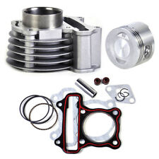175cc Big Bore 58.5mm CYLINDER KIT Piston Set For GY6 125CC