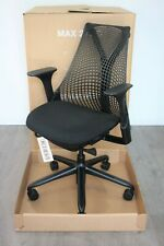 UK & EU Delivery | Herman Miller Sayl Chairs | Black | Excellent Condition