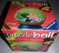 puzzle ball pokemon 60 pièces ravensburger complet