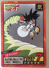 Cartes Dragon Ball GT Super Battle / Power Level Part 17 Double Prism #720 Card
