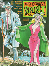 The Spirit #37 (VFN) `82 Will Eisner