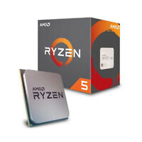 CPU SIX-CORE AMD Ryzen 5 2600 Processor with Wraith Stealth Cooler YD2600BBAFBOX