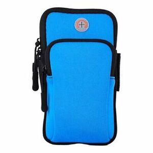 Armband Mobile Phone Holder Bag Case Running Jogging Gym Yoga Exercise Sports