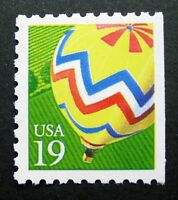Sc # 2530 ~ 19 cent Hot Air Balloon Issue (bb5)