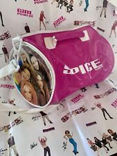 1997 RARE Spice Girls Official Merchandise Roll Gym Bag 90s Nostalgia Vintage