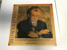 "7"" Single Vinyl Record * HOWARD JONES - TAO TE CHING * RARE SQUARE PICTURE VINYL"