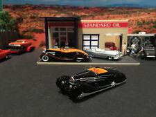 1:64 Hot Wheels Limited Edition 1939 39 Type 57C Bugatti Cabriolet Black