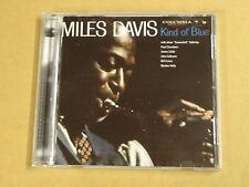 CD / MILES DAVIS – KIND OF BLUE