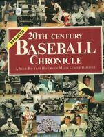 20th Century Baseball Chronicle by Interna Publications Book The Fast Free