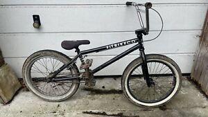 Fitbike Co BMX Bike Black/White