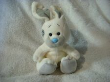 Carte Blanche Blue Nose Friend  4inch Rabbit Blossom