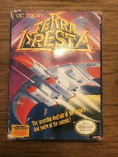 Terra Cresta NES Game Box Only