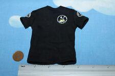 DID Dragon In Dreams 1:6TH échelle LAPD SWAT ASSAULTER T-shirt noir de conducteur