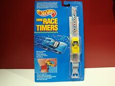 Hot wheels mini Race Timers Yellow Lamborghini diablo 1990 rare find