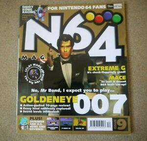Nintendo N64 Magazine - issue 9 (December 1997)
