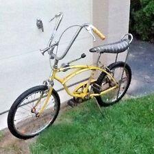 Schwinn Yellow Stik Shift 3 Speed Stingray Sting Ray Bike Bicycle Stick Banana