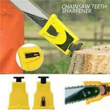Easy Operation Chainsaw Teeth Sharpener Chain Saw Blade Sharpening Grinder GA