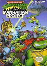 Teenage Mutant Ninja Turtles 3 NES Great Condition Fast Shipping