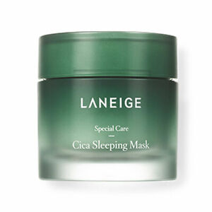 [LANEIGE] Cica Sleeping Mask - 60ml / Free Gift