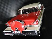 1957 Ford Lincoln Mercury Car 1 Vintage 18 Classic 24 Model 12 Continental Kit