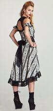 Lip Service Winchester Emporium Steampunk Victorian Gothic Lolita Dress Preowned