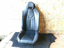 MERCEDES BENZ OEM R171 SLK  CLASS FRONT RIGHT R SIDE LEATHER POWER CHAIR SEAT