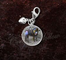 925 Sterling Silver Charm Mandrill Baboon Old World monkey