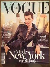 VOGUE PARIS 934 Fev 2013 Claire Danes Susan Miller Mode New-York Alexander Wang