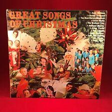 VARIOUS Goodyear Present Great Songs Of Christmas Album 3 1969 UK Vinyl LP EXCEL