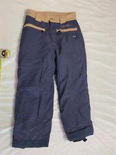 Glacier Capp3L Snow Ski Nylon Pants Size M
