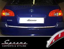 Toyota Avensis Estate T22 Chrome Trim Strip 3m Tuning Rear Trunk Edge Protection