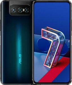Asus ZenFone 7 Pro 256GB Dual SIM aurora black Smartphone ohne Vertrag - Neu