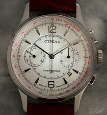 Strela Chronograph 42mm OF42CYM Poljot Kaliber 3133 Стрела 42mm Model OF42CYM