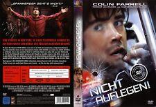 DVD/ Nicht auflegen! - mit Colin Farrel & Forest Whitaker !! NEU&OVP !!