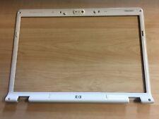 HP PAVILION DV6000 DV6500 SERIES GENUINE LCD SCREEN BEZEL 436260-001 WHITE