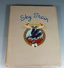 Sky Train 67th Troop Carrier Squadron WW2 Unit History Named Original Nice 18