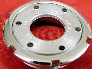 Vintage Ofmega 36 x 24 F. Italian Bottom Bracket Adjustable Cup & Lockring