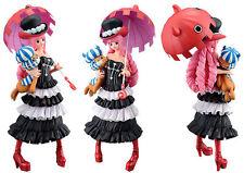 One Piece Perona Kumashi Figure DXF Grandline Lady Vol.2 New in Box