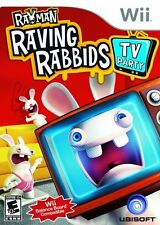 Rayman Raving Rabbids TV Party  (Wii, 2008)